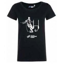 Tee shirt Femme PAULA Noir