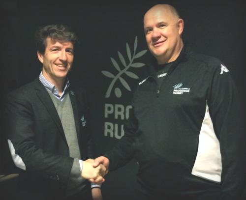 Marc Delpoux rejoint Provence Rugby
