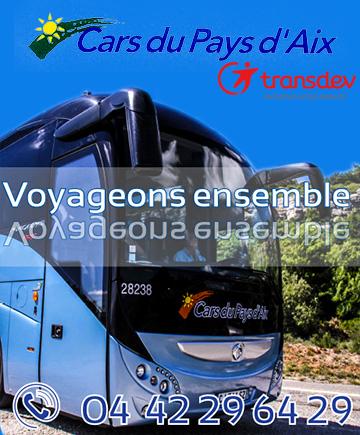 Cars du Pays d'Aix
