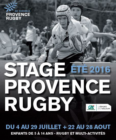 Stage provence rugby