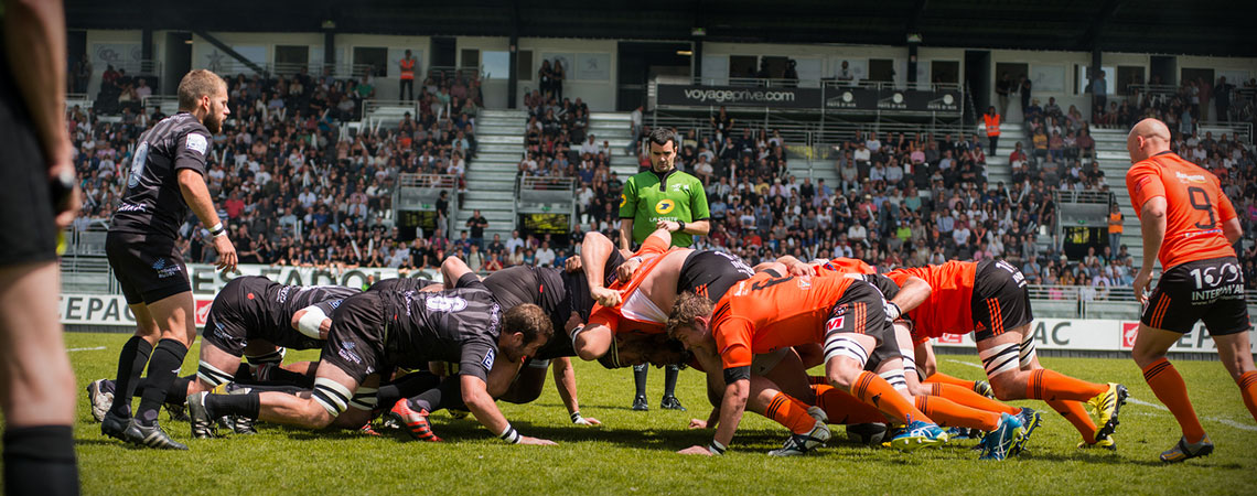 Narbonne provence rugby