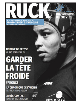 ruck provence rugby